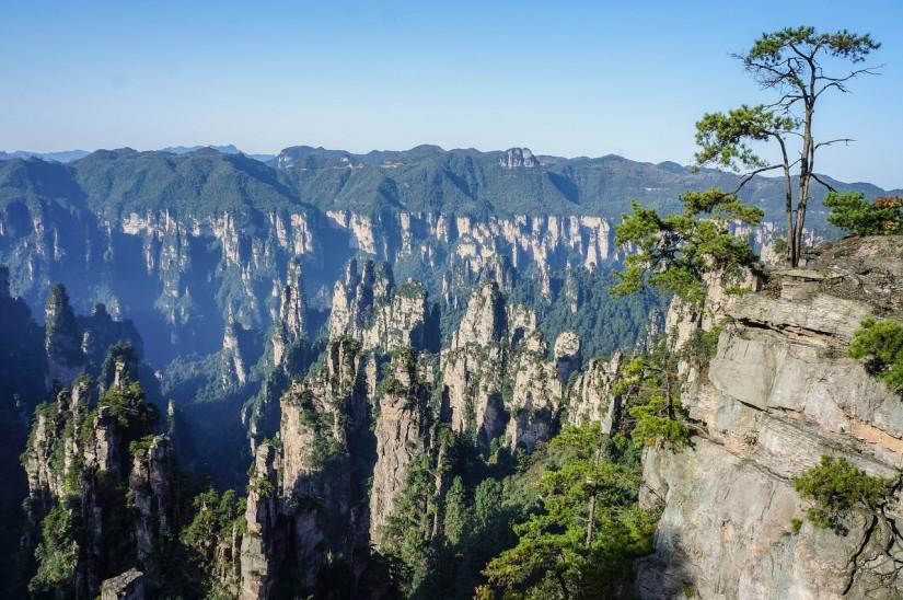 Čína narodny park