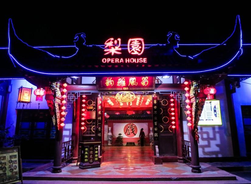Čína opera house